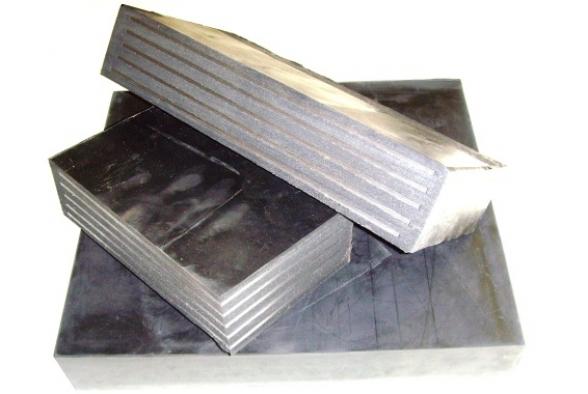 New Product Range - Rubber Bridge Bearings